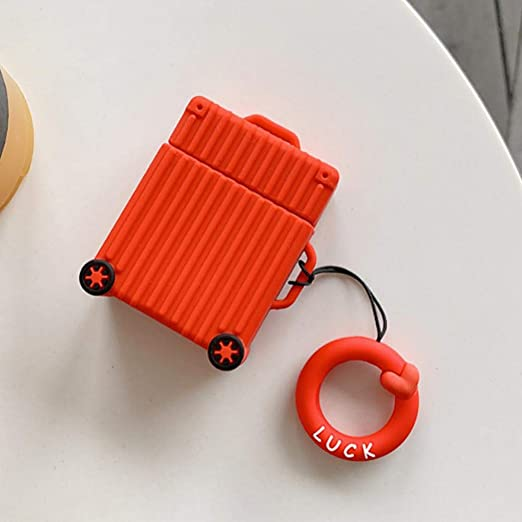 Wan Ning para Airpods Funda con Bluetooth para auriculares Caja de ...