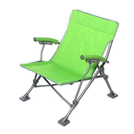 MXXYZ Silla Plegable para el hogar Sillas de Camping con ...