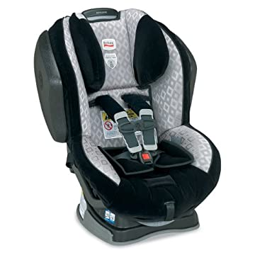 Britax Advocate G4 Convertible Car Seat (Silver Diamonds)