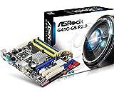 ASROCK G41C-GS R2.0 ASRock G41C-GS R2.0 LGA775/ Intel G41/ DDR3&DDR2/ A&V&GbE/ Micro