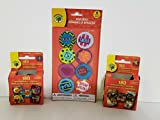 Back to School Stickers Toddler Pre-School Elementary School Classroom Teacher Teaching Tree Motivational Stickers, 360-ct. Rolls and Bonus Pack of Reward Erasers