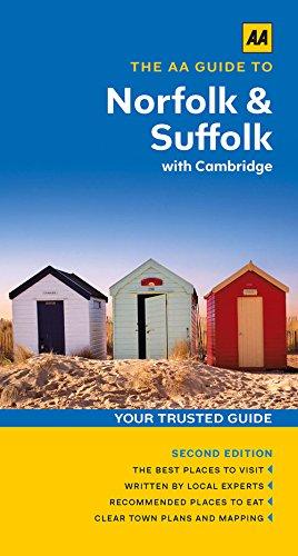 AA Guide to Norfolk & Suffolk