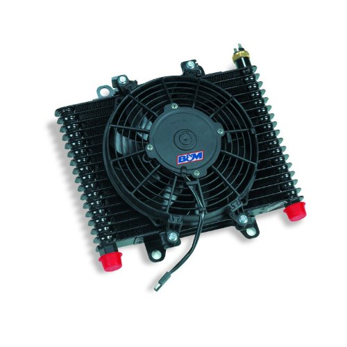 B&M 70297 Hi-Tek Transmission Cooling System by B&M (Image #1)