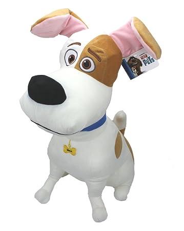 vita Figur degli Hund Max Terrier domestici cm segreta La Xxl animali 55 Plüschtier QrCsdhxtB