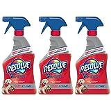 Resolve Pet Expert Carpet & Upholstery Stain Remover Spray, 16...