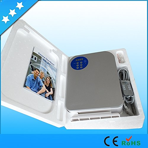 Open-handedly and Air Purification Ozone Generator - New Comfort Ozone Ionic Air Purifier Odor Remover Ionizer Cleans - It is environment-friendly advanced digital product without secondary pollutant