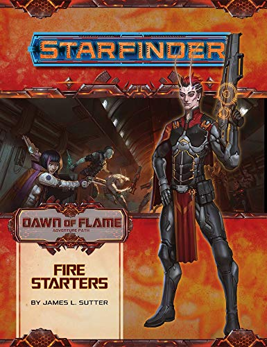 Which are the best starfinder dawn of flame available in 2020?
