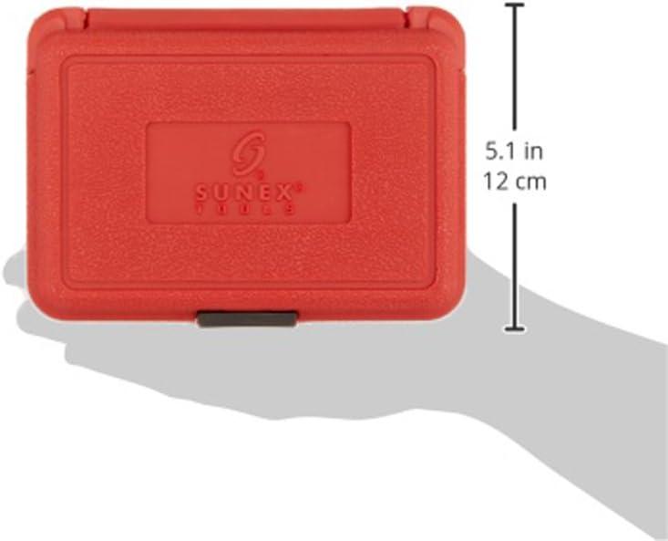 13 Piece Sunex International Sunex 9911B External Star Bit Socket Set