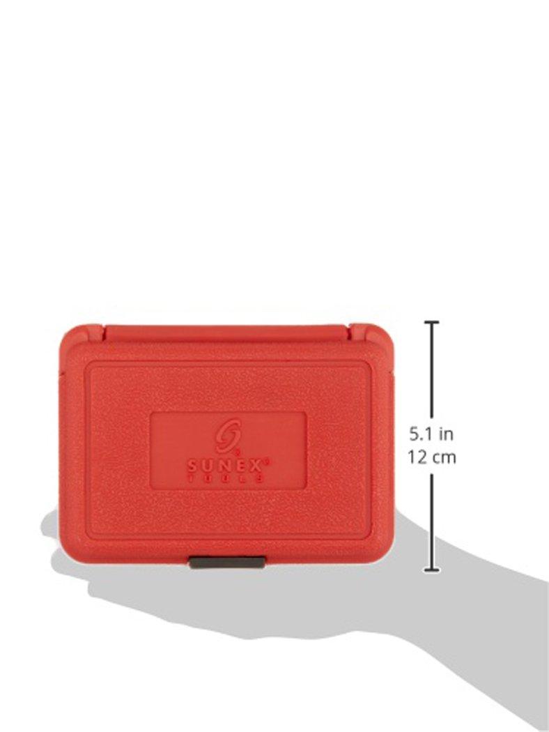 External Torx Socket Set E5 thru E16 Sunex International 3670SE 9 Pc
