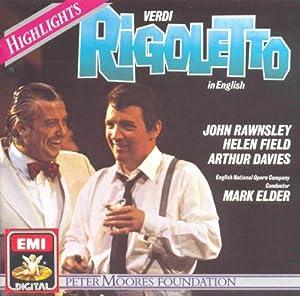Rigoletto (Highlights) in English