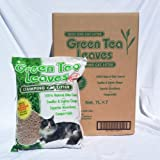 Green Tea Leaves Cat Litter – 7 liters, My Pet Supplies