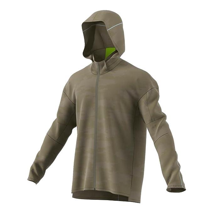 : adidas Men's Supernova TKO Jacket: Clothing