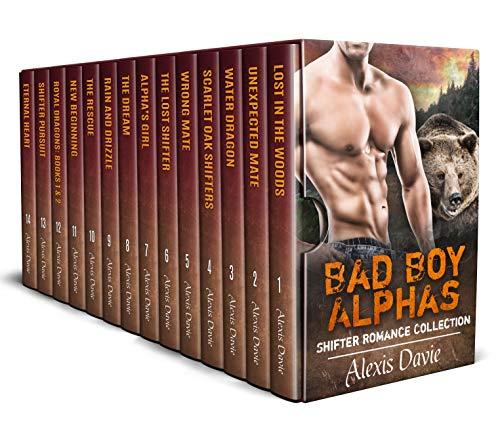 Bad Boy Alphas: Shifter Romance -