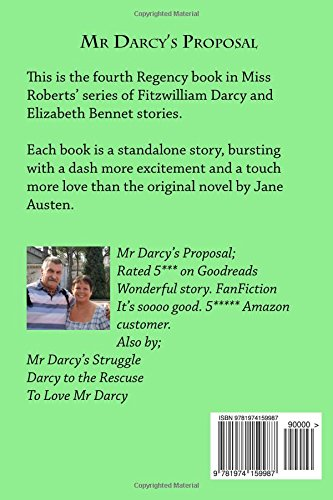 Mr darcys proposal a pride prejudice variation martine jane mr darcys proposal a pride prejudice variation martine jane roberts 9781974159987 amazon books fandeluxe Gallery
