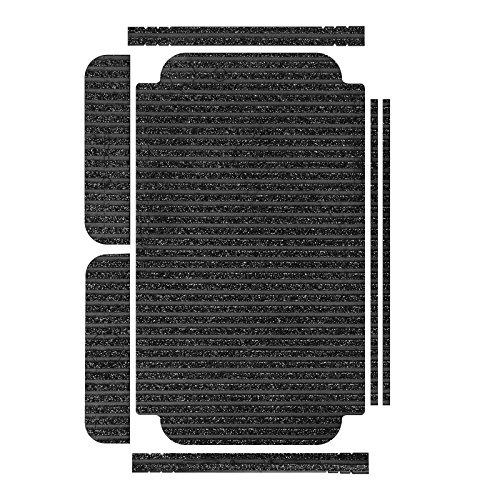 1 x Apple iPhone 7 / 8 Pellicola Protettiva scintillio strisce nero - PhoneNatic Pellicole Protettive