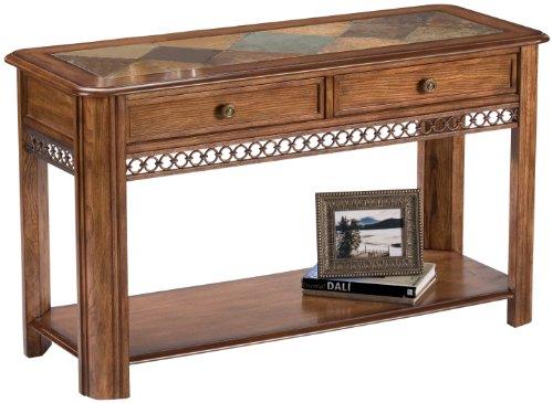 (Magnussen Madison Wood Sofa Table)