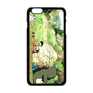 Cute Cartoon Spring Hot Seller Stylish Hard Case For Iphone 6 Plus