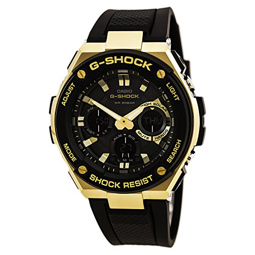 Casio G Shock G STEEL Powered GSTS100G 1A product image