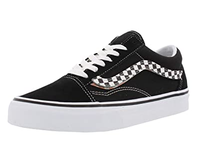 e01f8ab95ad8 Vans VN-0A38G1UJJ  Mens Old Skool Trainer Side Striped Skatboarding Sneakers  (5.5 D