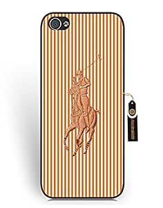 Drop Proof Case Cover for Iphone 5c, Comfortable [ Ralph Lauren Brand Logo ] Iphone 5c Funda Collection - for Women