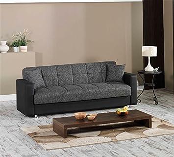 Sofabett mit bettkasten  Amazon.de: Schlafsofa | Kippsofa | Sofa mit Schlaffunktion ...