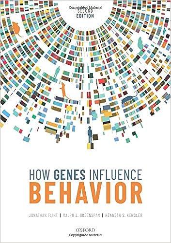 How Genes Influence Behavior, 2e - Original PDF
