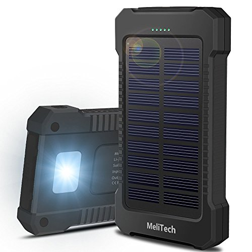 Portable Solar Phone Charger - 6
