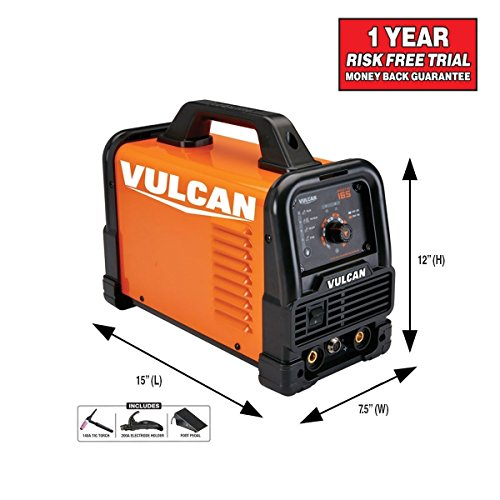 Expert choice for welder vulcan
