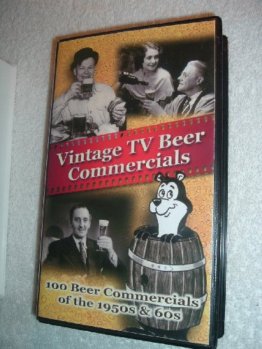- Vintage TV Beer Commercials: 100 Beer Commercials of the 1950s & 60s