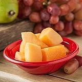 Carlisle KL80505 Kingline Melamine Rimmed Fruit