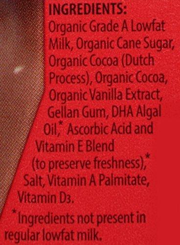 Horizon Organic, Lowfat Organic Milk Box With DHA Omega-3, Chocolate, 8  Fl. Oz (Pack of 18), Single Serve, Shelf Stable Organic Chocolate Flavored Lowfat Milk, Great for School Lunch Boxes, Snacks by Horizon Organic (Image #6)