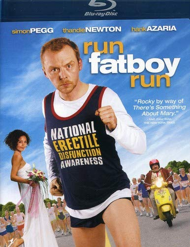 Amazon.com: Run, Fatboy, Run [Blu-ray]: Simon Pegg, Hank Azaria ...