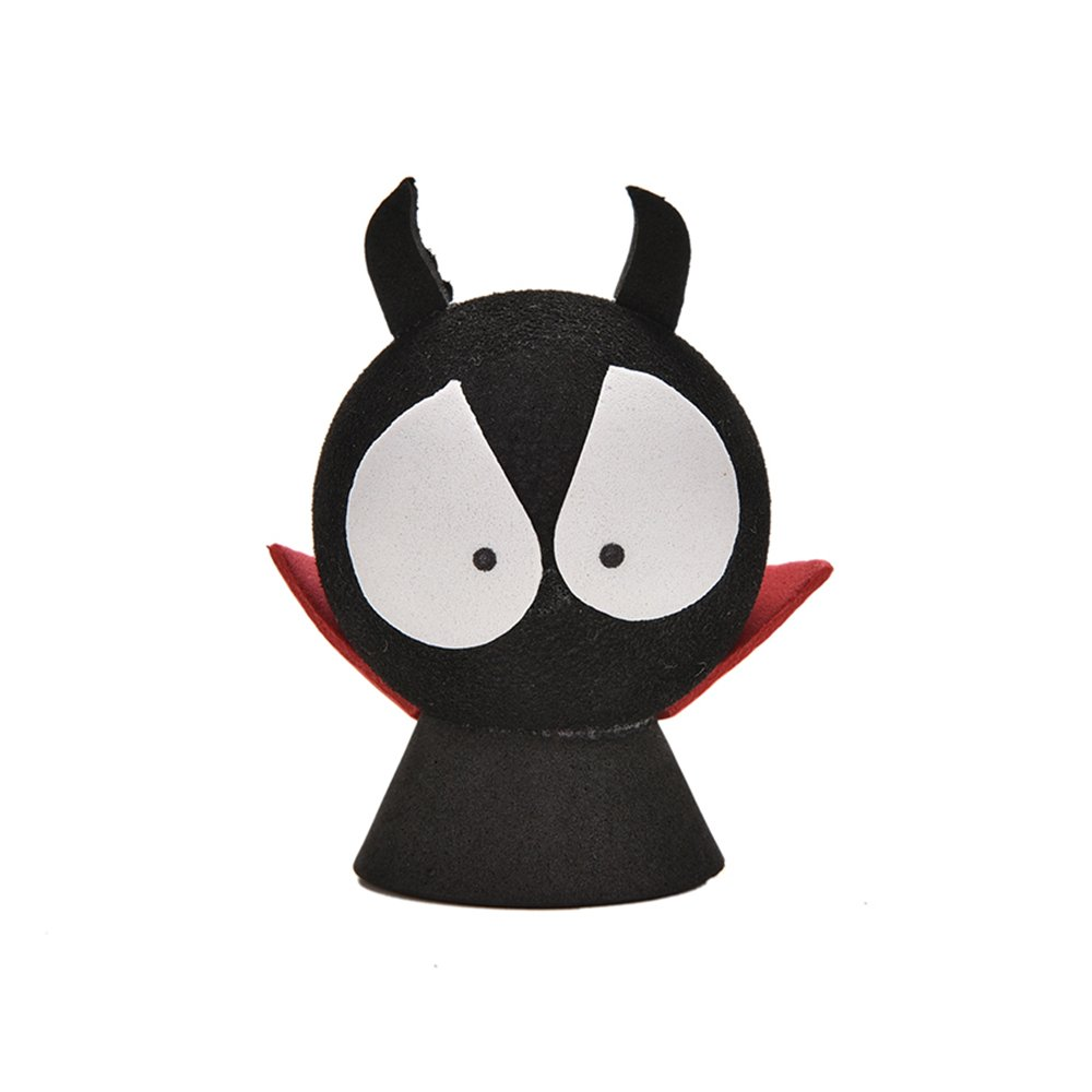 Devil Car Antenna Topper - Antenna Balls (Red Shirt Devil) YGMONER