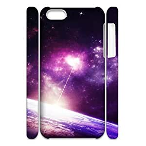 3D Abstract 53 IPhone 5C Case, Men Cool Case Case for Iphone 5c Cheap Okaycosama {White}