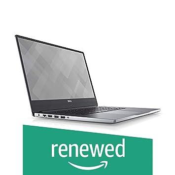 Renewed  Dell Inspiron 15 7560 15.6 inch Laptop  7th Gen Core i5 7200U/8 GB/1TB/Windows 10 Home/4 GB Graphics , Grey Laptops