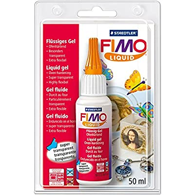 Fimo Liquid Decorating Gel, 1.69 fl oz by STAEDTLER INC