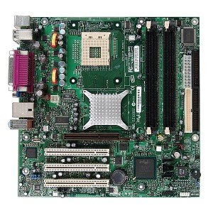 Intel D865GLCLK Intel 865G Socket 478 micro-ATX Motherboard w/Video, Audio & GbLAN