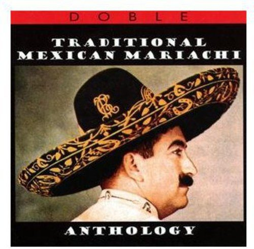 CD : VARIOUS ARTISTS - Traditional Mexican Mariachi / Various (2PC)