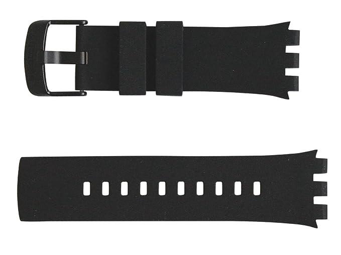 Original Swatch Swatch Touch Digital Touch Bracelet Black Asurb100