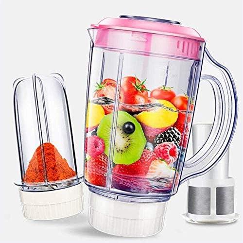 Juicers Kitchen Multifunctionele Mixer Koken Machine Electric Fruit Blender Met Filter Malen Cup for Home Outdoor Sport Travel 600ml Xping