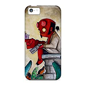 iphone 6 Phone phone back shells Forever Collectibles Brand hellboy