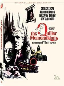 Quiller Memorandum, The