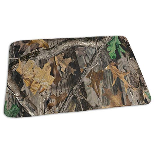 Changing Pad Timber Realtree Leaves Baby Diaper Incontinence Pad Mat Customized Adults Baby Mattress Sheet For Any Places For Home Travel Bed Play Stroller Crib Car