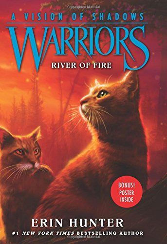 Warriors: A Vision of Shadows #5: River of Fire by HarperCollins (Image #3)