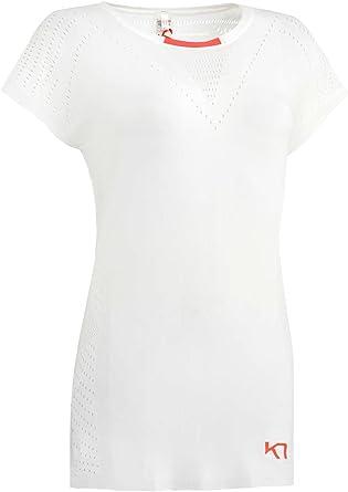 Kari Traa - Camiseta térmica - para mujer Blanco bwhite Small: Amazon.es: Ropa y accesorios