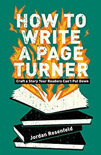 Book Cover: How To Write A Page-Turner: Craft a Story Your Readers Can't Put Down
