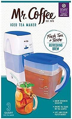 Mr Blue Coffee Ice Tea Maker 3 Qt