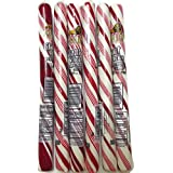 King Leo Giant Peppermint Stick Candy Cane Pack of 6