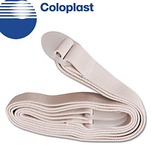 BRAVA ostomía Cinturones por COLOPLAST, cinturón, BRAVA, ostomía, 431/7,6cm–1ea, 1ea