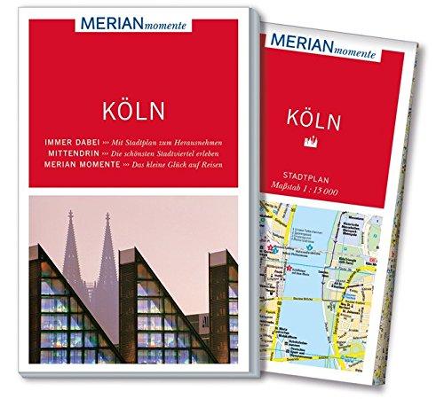 MERIAN momente Reiseführer Köln: MERIAN momente - Mit Extra-Karte zum Herausnehmen